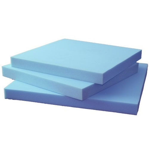 Blue Sofa Foam Sheet Thickness 4 Inch