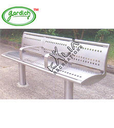 3 Seater Airport S.S. Bench