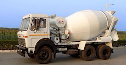 Portable Ready Mix Concrete Plant