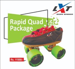 Rapid Quad Skate Package