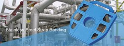 Stainless Steel Banding Strap for Oil & Gas