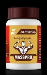 Masspro: Ayurvedic Weight Gainer For Men & Women, Shri Yash Remedies, 60 Tablets