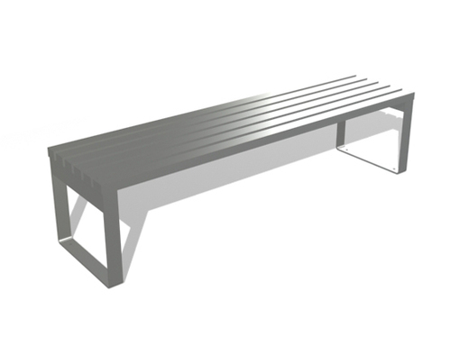 Stainless Steel Bench Shape Rectangular Rs 5500 Unit Keddy Concept Id 2617655497
