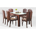 Wesley Nilkamal Dining Table