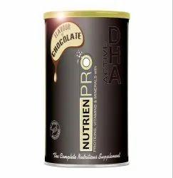 Protein Powder With Vitamins & Minerals (Chocolate Flavour)