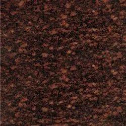 Slab Choco Brown Granite, Flooring, Counter Top etc., Thickness: 17 mm