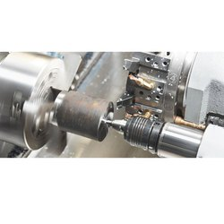 Lathe Machining Job Work
