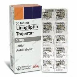 Linagliptin Trajenta Antidiabetic Tablet