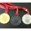Antique Smooth Finish Medal