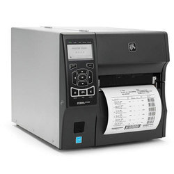 Black and White Barcode Label Printer