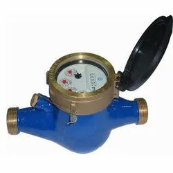 Aquamet Zenner Analog Water Flow Meter, Line Size: 15mm To 2 Inch, Iso 4064