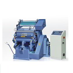 Foil Attachment Die Cutting Machine
