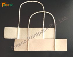 Brown Paper Handle