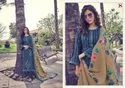 Textile Mall Launch Deespy Suits Pakiza Pakistani Style Dress Material Catalog