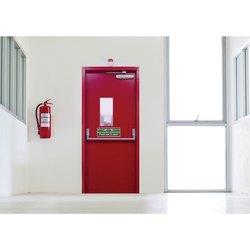MS Hinged Emergency Exit Fire Door