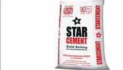 OPC (Ordinary Portland Cement) Star cement, Grade: 43, Cement Grade: Grade 43