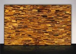 Golden Tiger Eye Slab