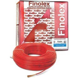 1 Core Finolex Flame Retardant Insulated Cable, Nominal Voltage: 1100 V, Packaging Type: Box