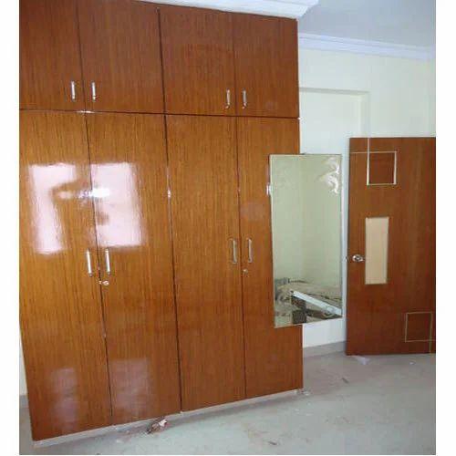 free shipping 7652b 65edc Wooden Cupboard Wardrobe
