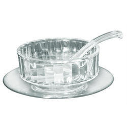 Polycarbonate Display Bowl