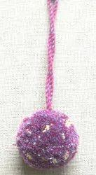 Pink Pom Pom Toy