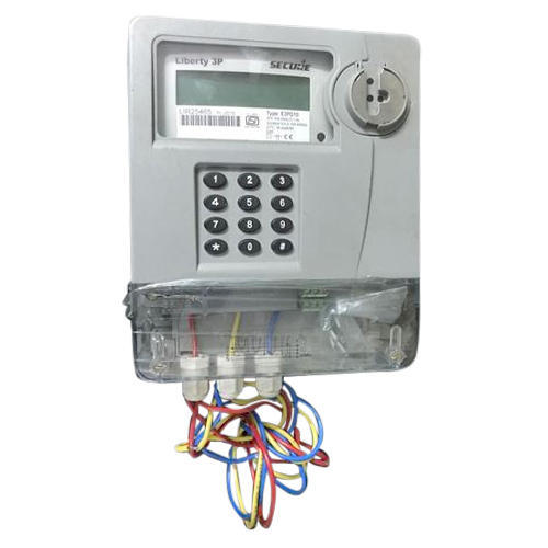 Secure Prepaid Energy Meter Liberty 3p Rs 17000 Piece