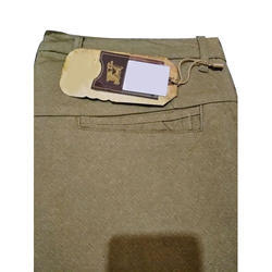 Plain Formal Pants