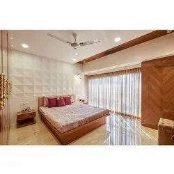 Beautiful Bedroom Interior Designers, Work Provided: Wood Work & Furniture