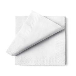 White And Paper Tissue Of Virgin Grade/Mix Grade Napkin Paper