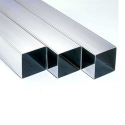 Stainless Steel 316 Rectangular Pipe