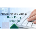 International Form Filling Data Entry Project.