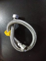 SS 304 BRAIDED CONNECTION PIPE