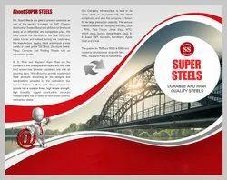 Brochure Graphic & Print Design Service