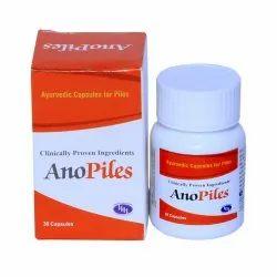 Ayurvedic capsules for Piles