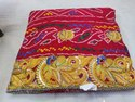 Hand Embroidered Chunri