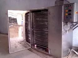 Used Electric Tray Dryer
