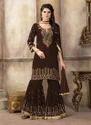 Designer Sharara Salwar Suit