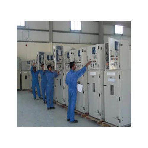 Panel Erection Services
