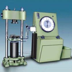 Mechanical Compression Testing Machine