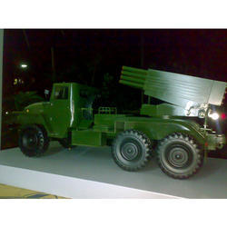 3D Vehicle Model Making Service