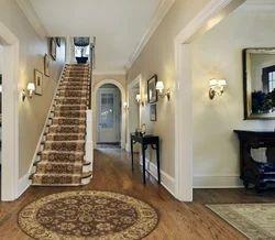 amay羊毛楼梯古典地毯