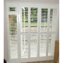 Shutter Blinds French Door