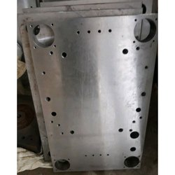 VMC Machined Moulds and  Dies Plate