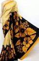 Hand Painted Bishnupuri Silk Sarees