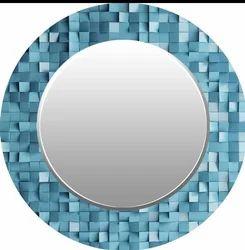 Designer Mirror Round