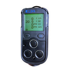 GMI PS200 Series Portable Gas Detector