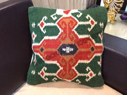 SGE Jute Kilim Pillows Covers
