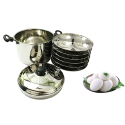 Special Idli Cooker 6 Plates