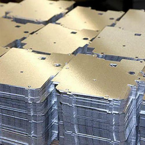 Industry fabrication cardboard