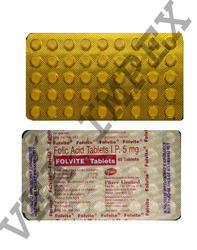 Folvite Tablets(Folic Acid Tablets)